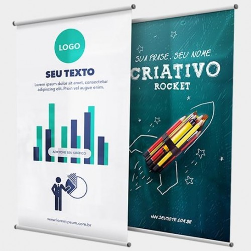 Banner 60x90 cm