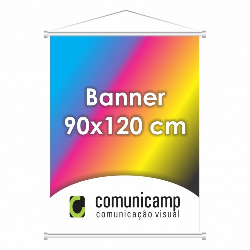 Banner 90x120 cm